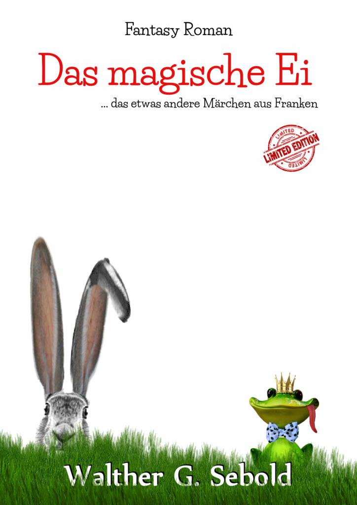 Cover - Das magische Ei
